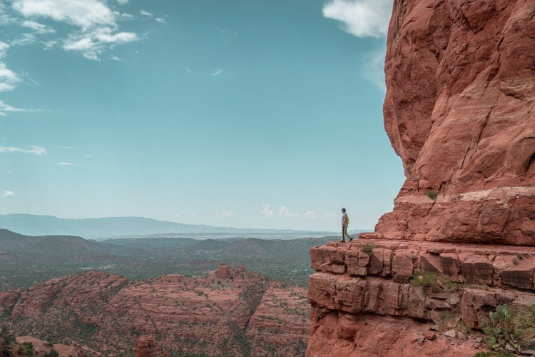 best places to visit in Arizona - Cathedral Rock