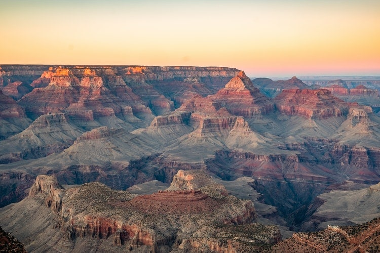 best places to visit in Arizona - Grand Canyon