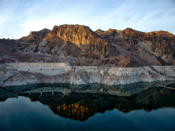 best places to visit in Arizona - Hoover Dam