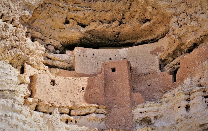 best places to visit in Arizona - Montezuma Castle