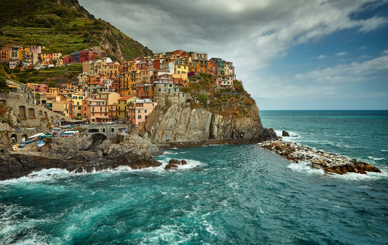 best places to visit in Italy - Cinque Terre