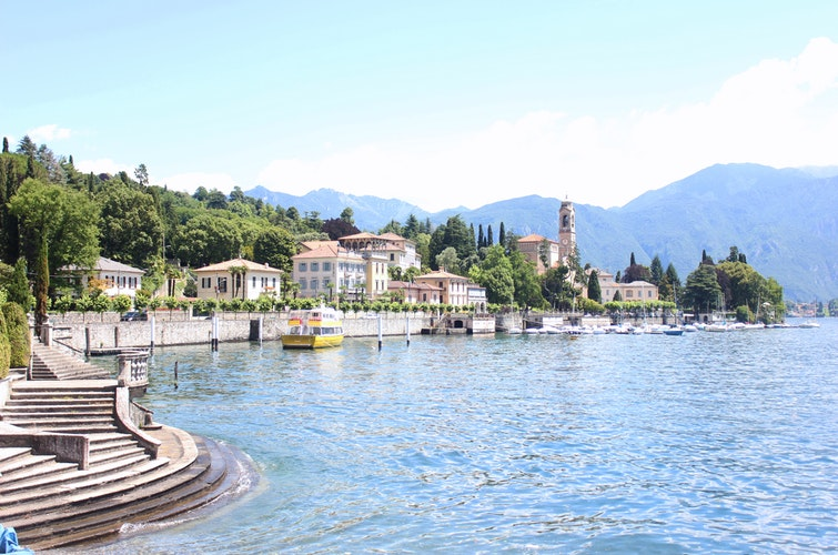 best places to visit in Italy - Lake Como