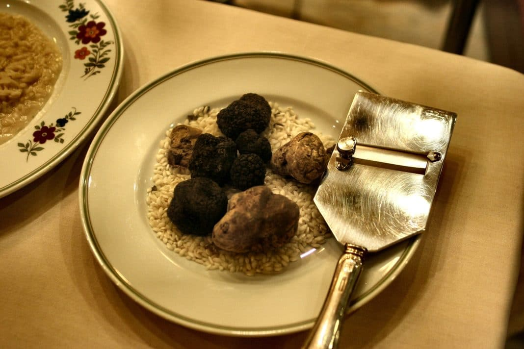 Italian snacks - Truffles