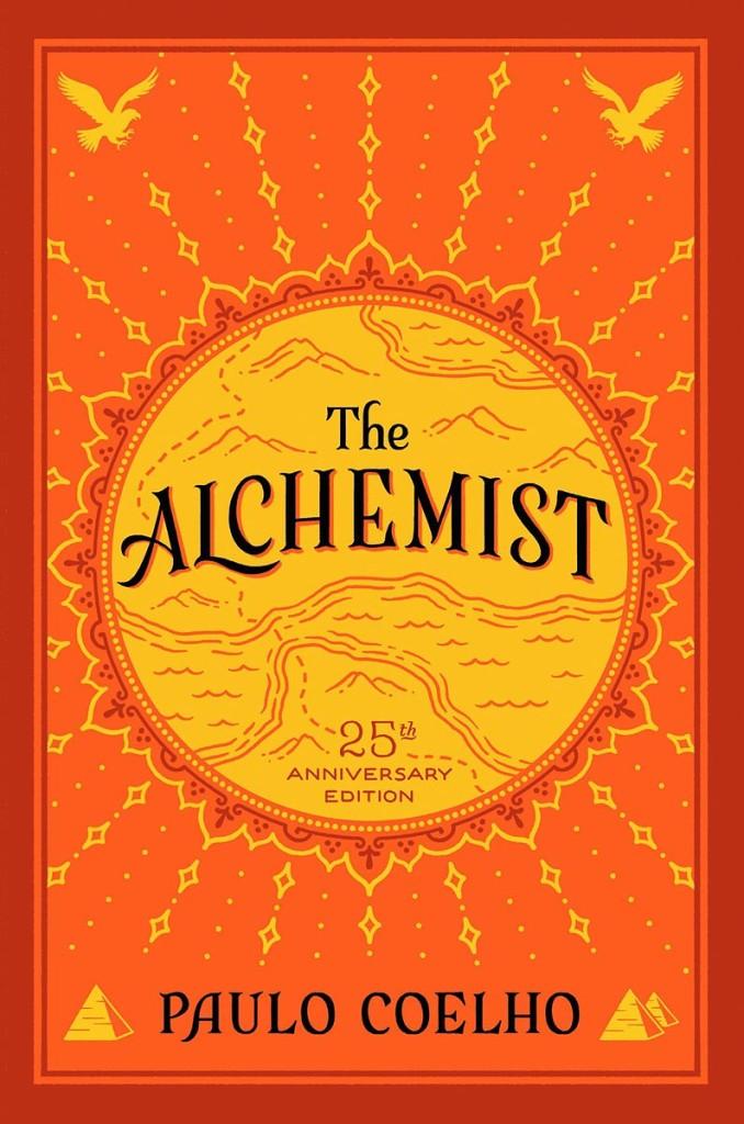 best travel books - Alchemist, Paulo Coelho