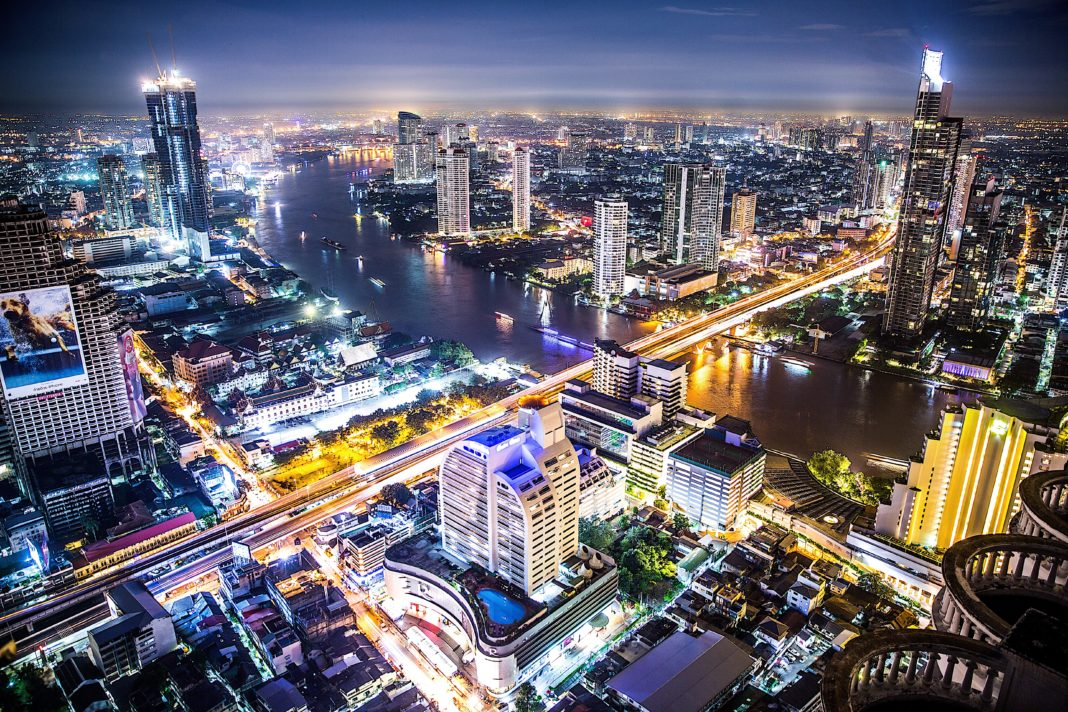 best places to visit in thailand - Bangkok