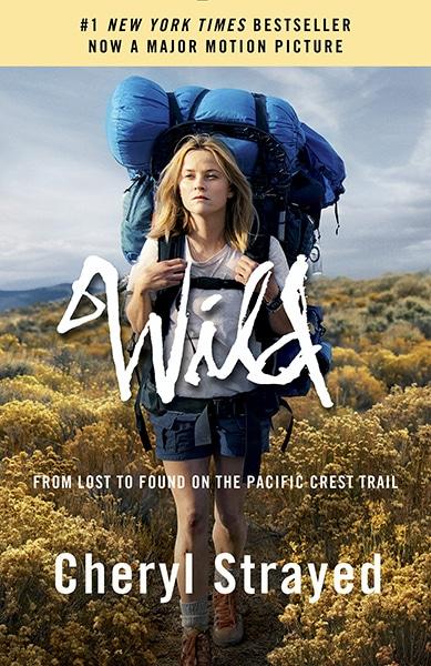 best travel books - Wild Cheryl Strayed