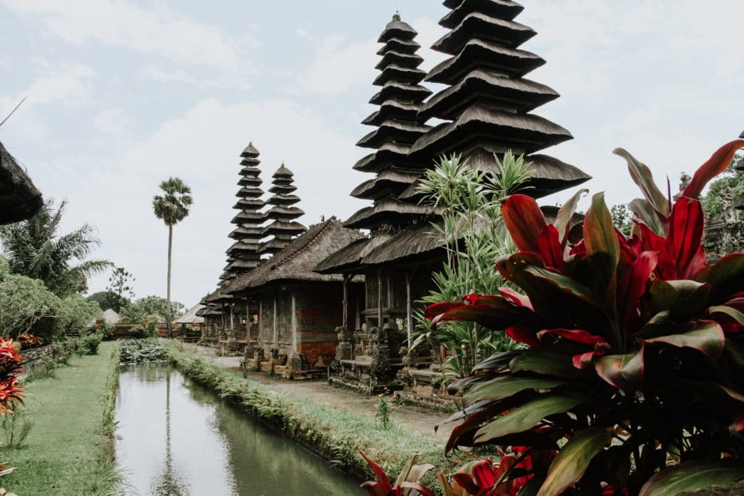things to do in bali - temples