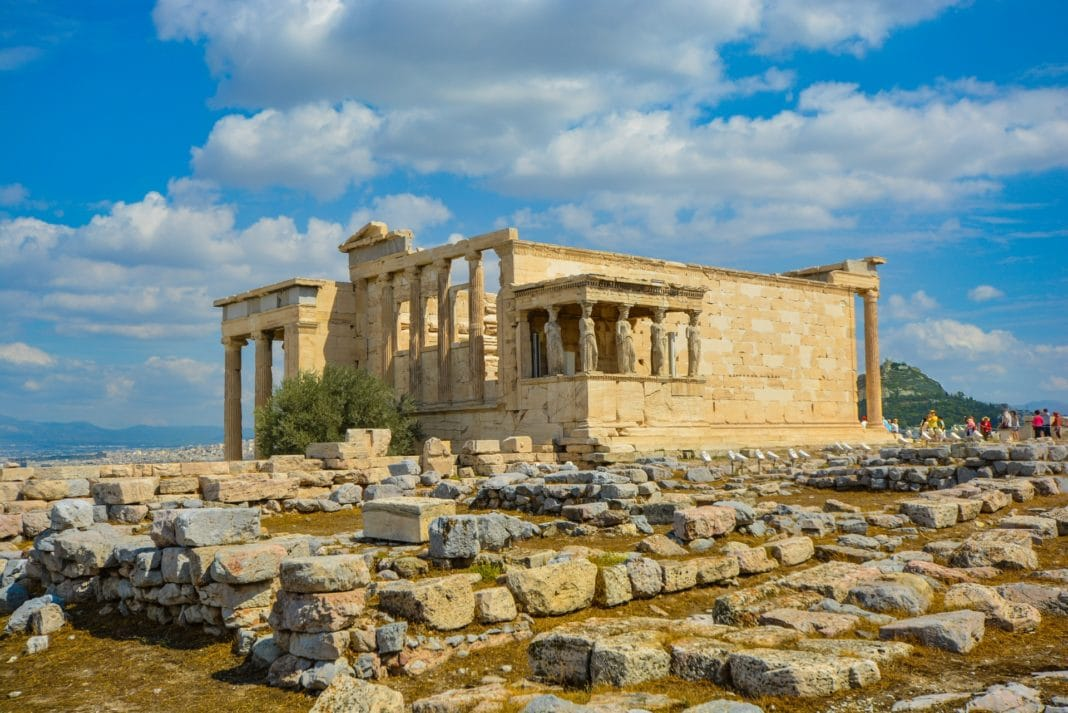 things to do in athens - Erechtheion