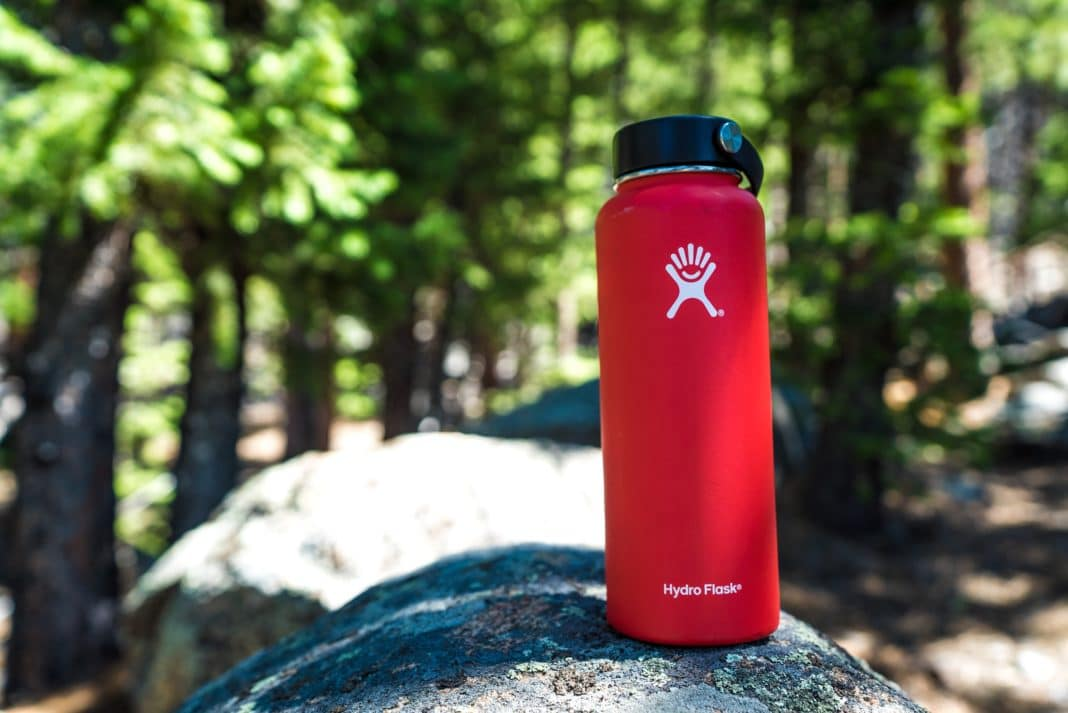 what to pack in a carry on - Water Bottle