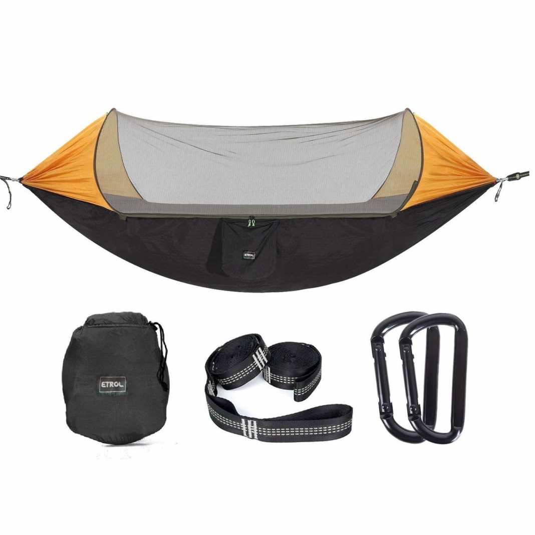 hammock camping - ETROL