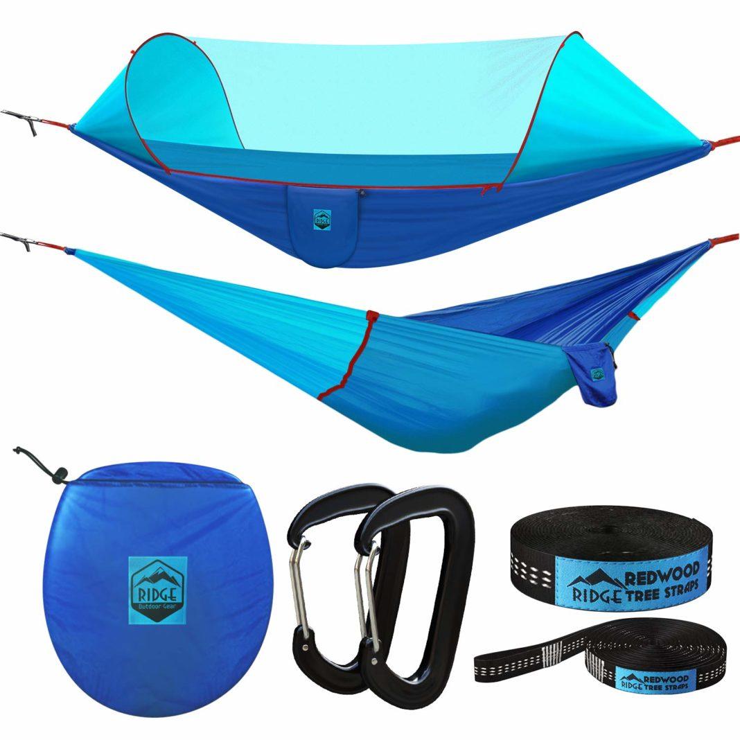 hammock camping - Ridge