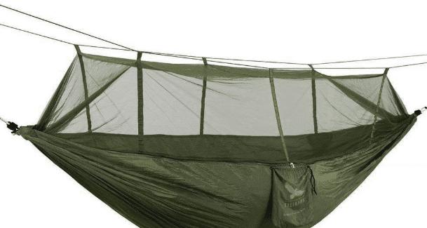 hammock camping - OUTFANDIA