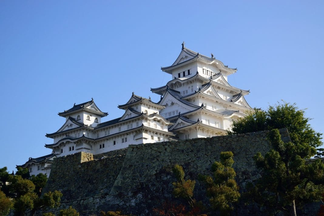 best places to visit in Japan - Himeji Castle