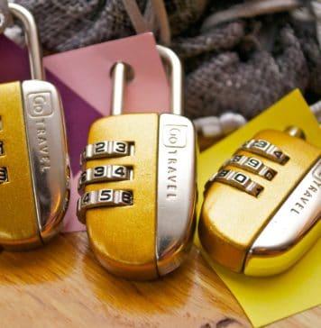 tsa approved locks