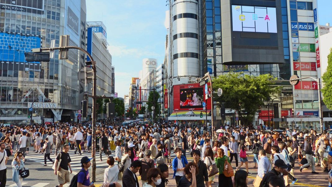 best places to visit in Japan - Shibuya