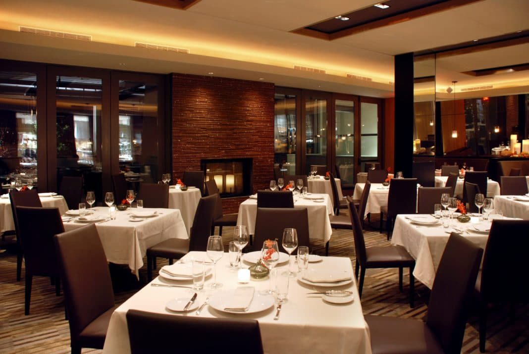 napa valley restaurants - La Toque