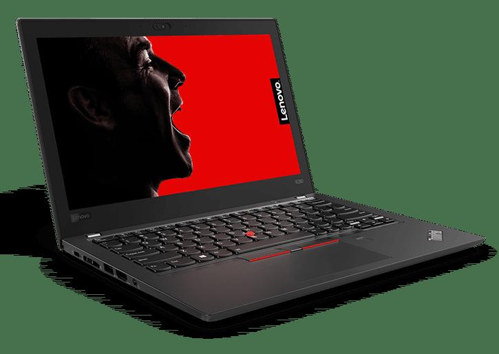 Lenovo ThinkPad X280 - Portability