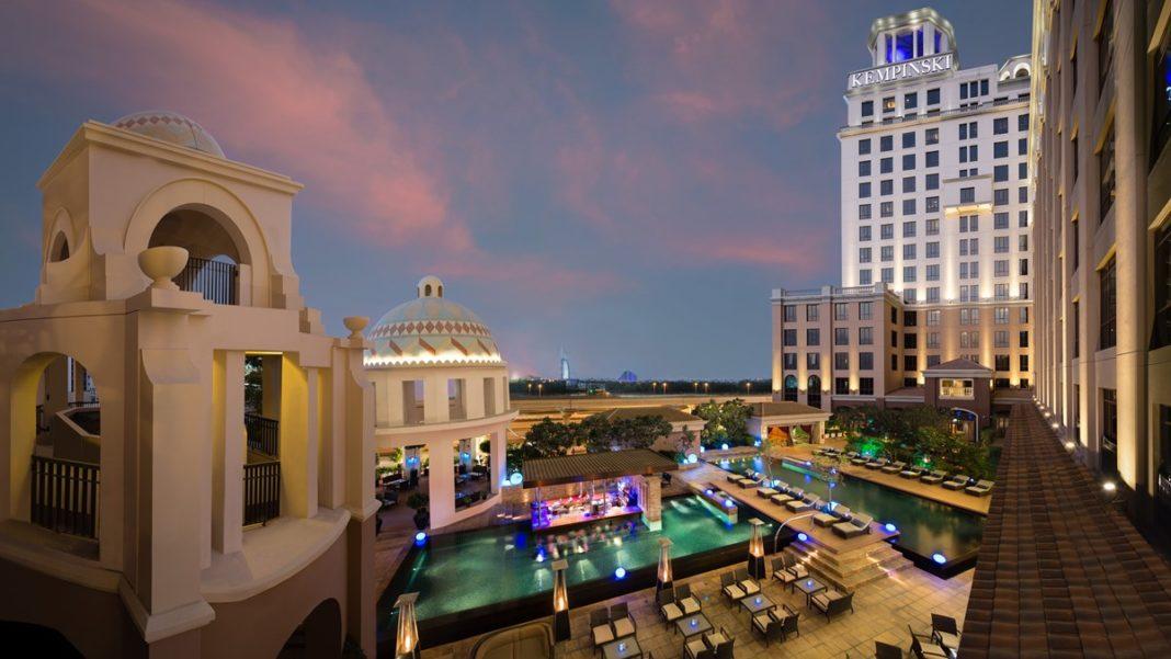 Best Hotels In Dubai - Kempinski Hotel