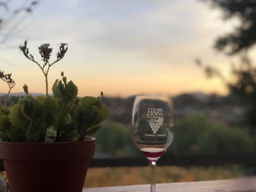 best wineries in Temecula - Hart Family Winery