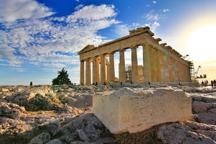 things to do in athens - Parthenon