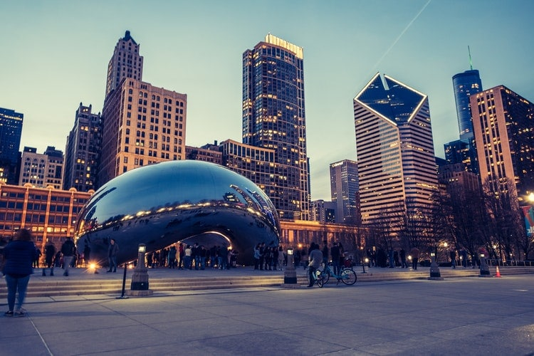 weekend getaways near chicago