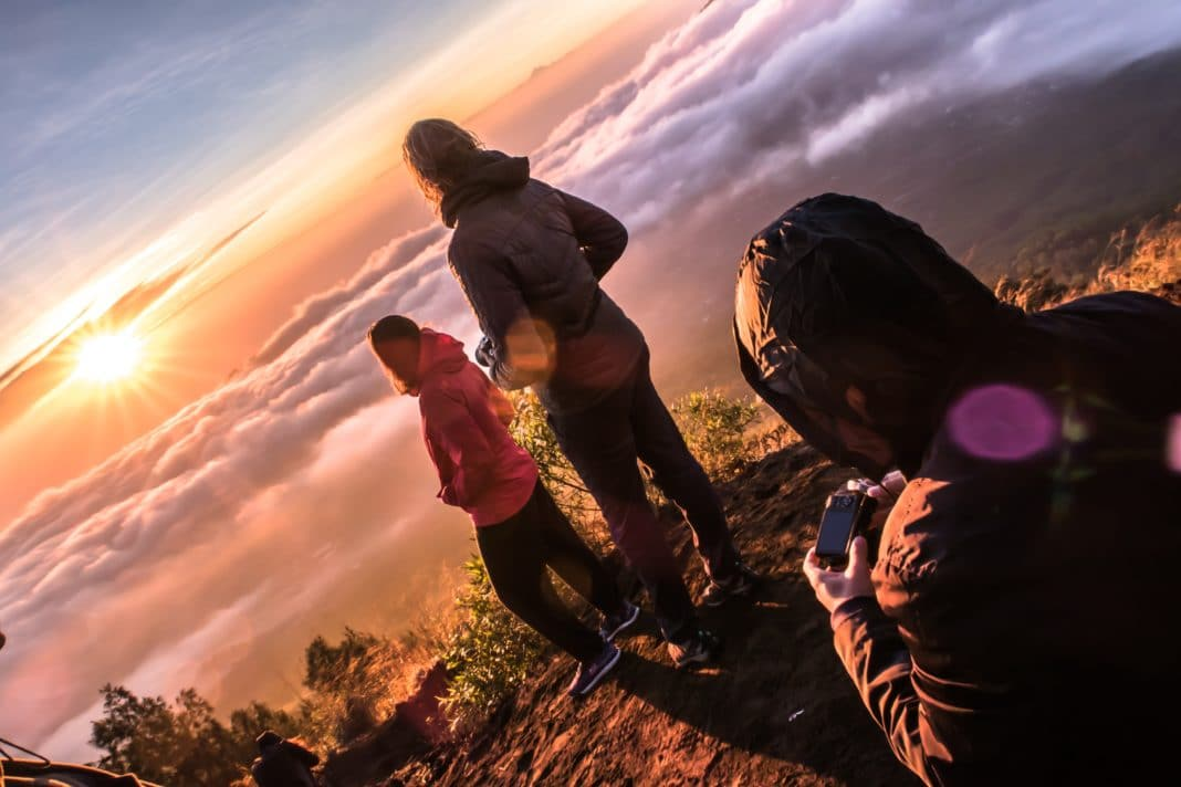 things to do in bali - hiking