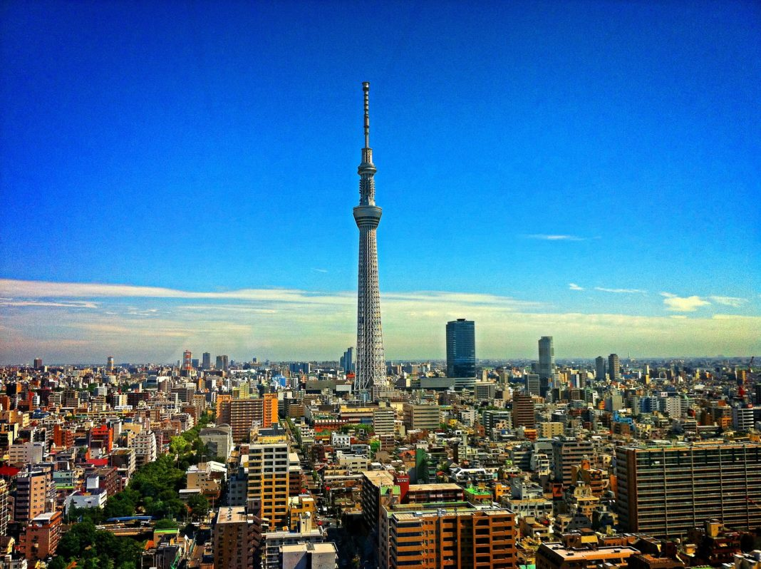 best places to visit in Japan - Tokyo