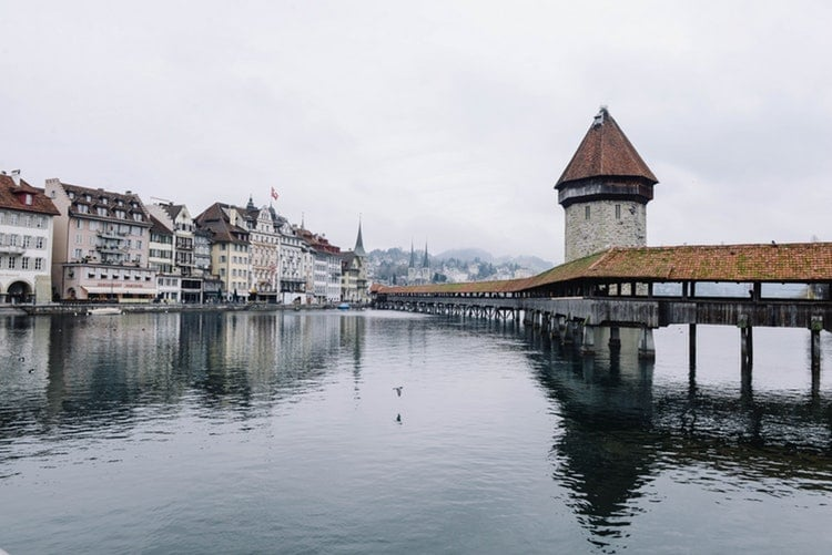 best places to visit in switzerland - Lucerne
