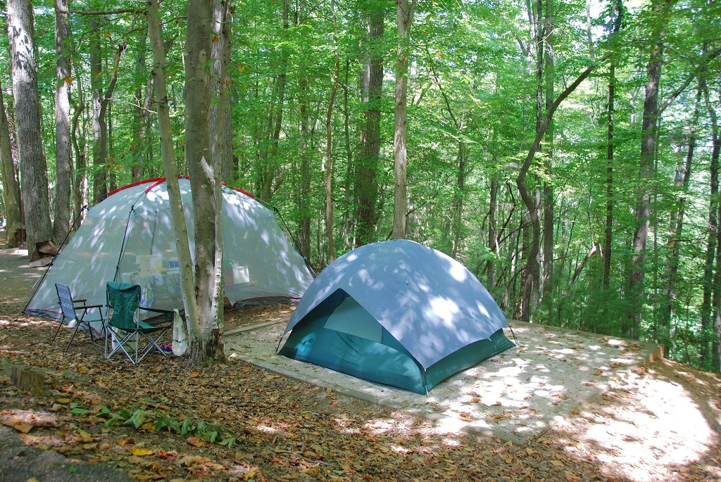 tent camping for campers who seek a real sense of adventure