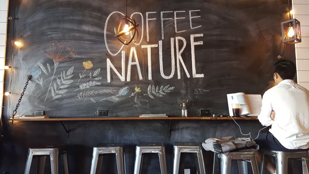 best coffee in orange county - Coffee Nature