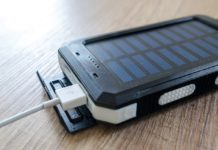 best portable solar chargers