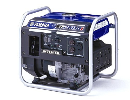 Portable Generator Multiple Outlets