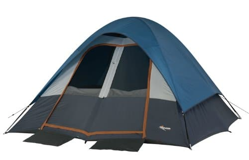 best 6 person tent - Mountain Trails Salmon
