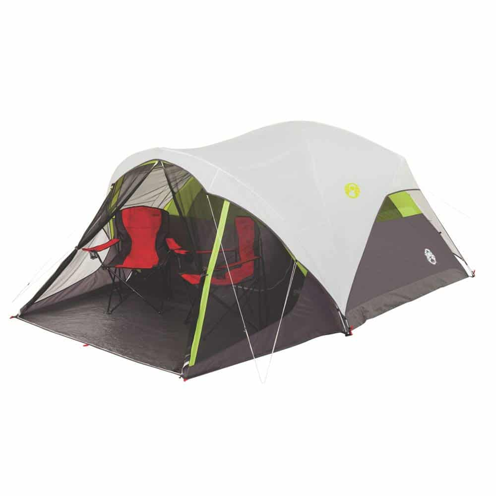 best 6 person tent - Coleman Steel Creek