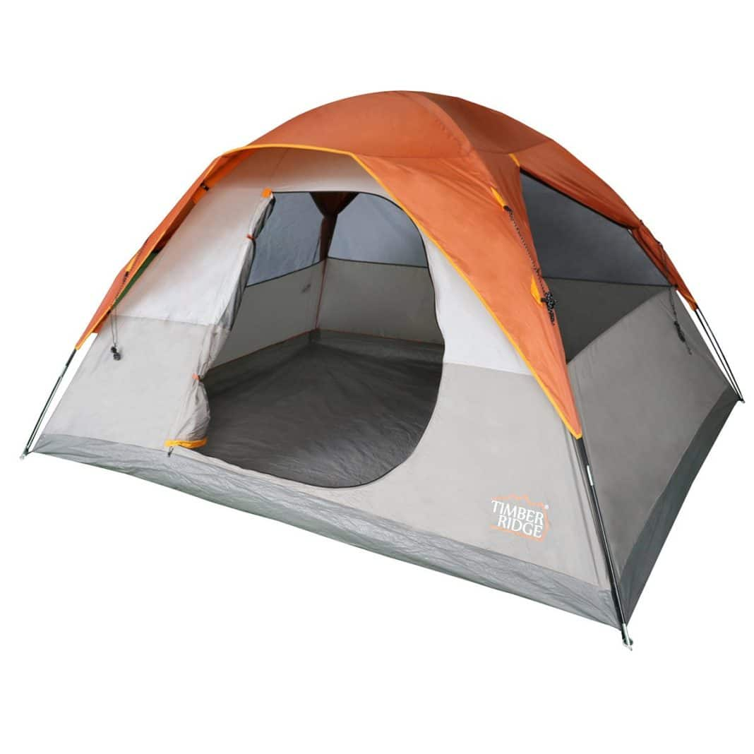 best 6 person tent - Timber Ridge