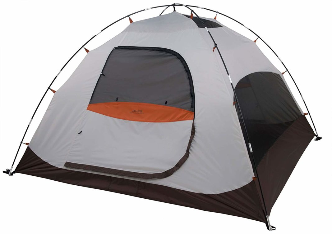 best 6 person tent - ALPS Mountaineering Meramac