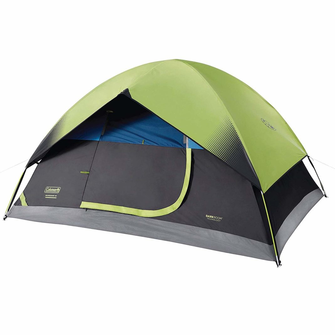 best 6 person tent - Coleman Dome Tent