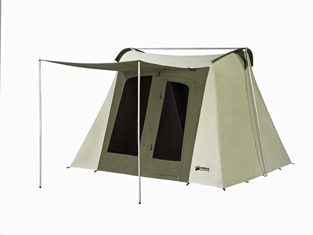 best 6 person tent - Kodiak Canvas