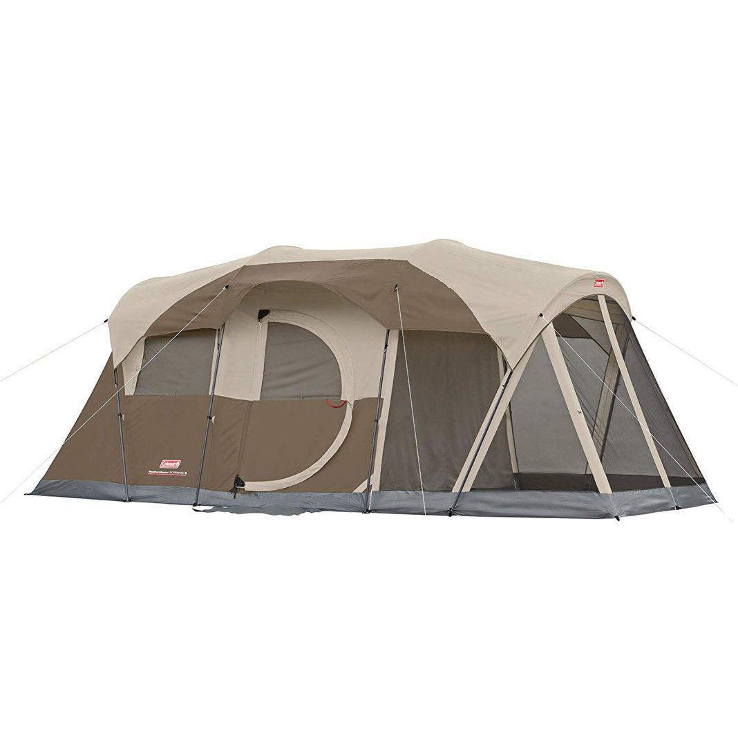 best 6 person tent - Coleman WeatherMaster