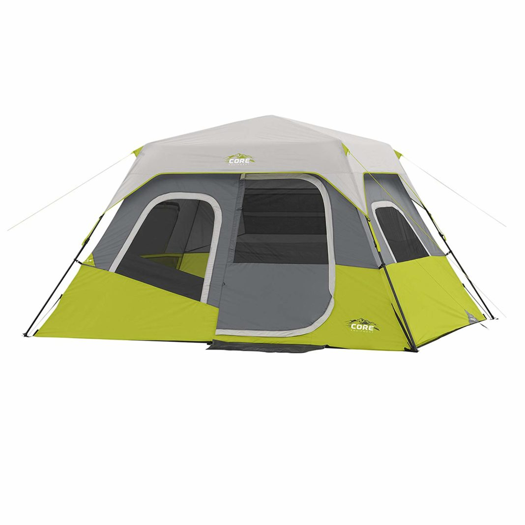 best 6 person tent - CORE